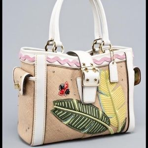 COACH Limited Edition Summer Handbag